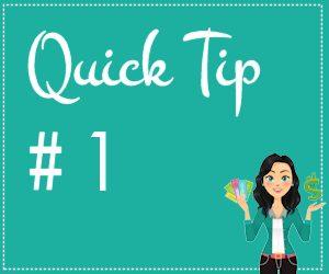 quick-tip 1