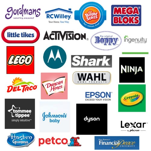 companies I've worked with