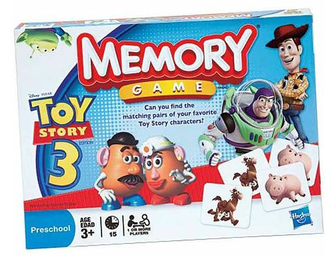 Toy Story 3 Memory Game Just 1 00 At Toys R Us Simplistically Living
