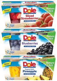 dole frozen fruit cups