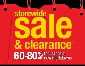 shopko clearance sale