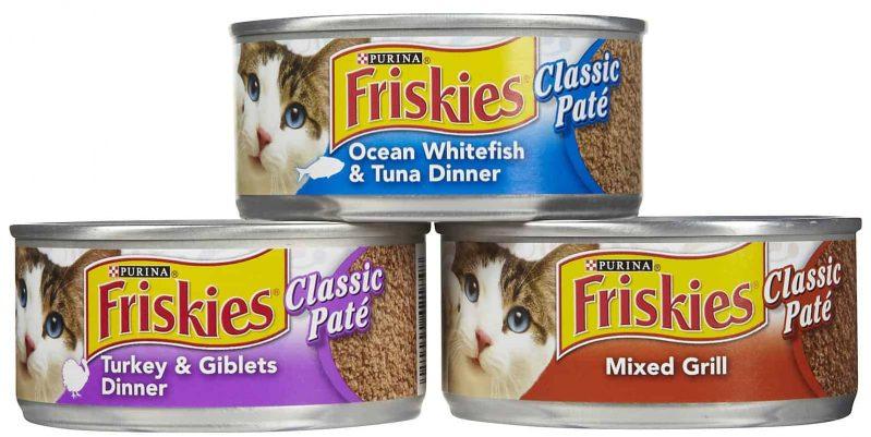 Free Friskies Cat Food Coupons