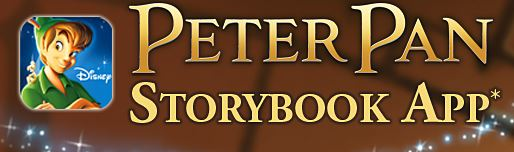 peter pan story book app