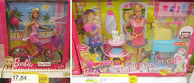 barbie deals