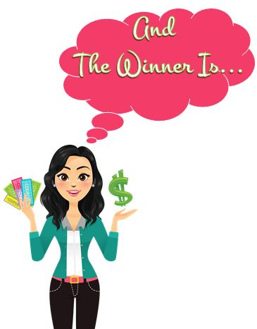 The Winner Of The Del Taco Gift Card Giveaway Is Simplistically