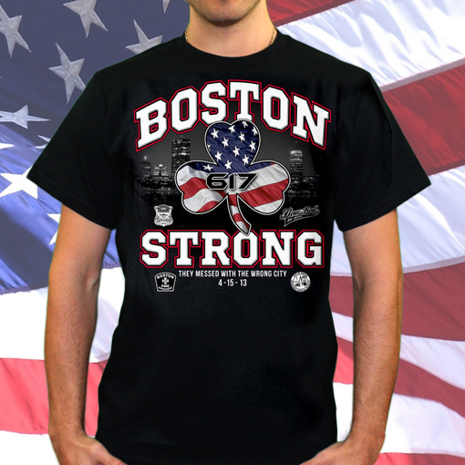 Boston strong t shirt only free shipping all for Boston strong marathon t shirts