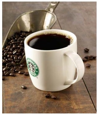 free tall house blend coffee
