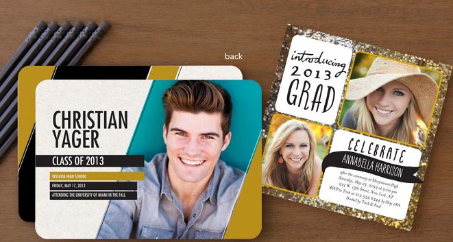 tiny prints save 10 off all graduation announcement orders of 49