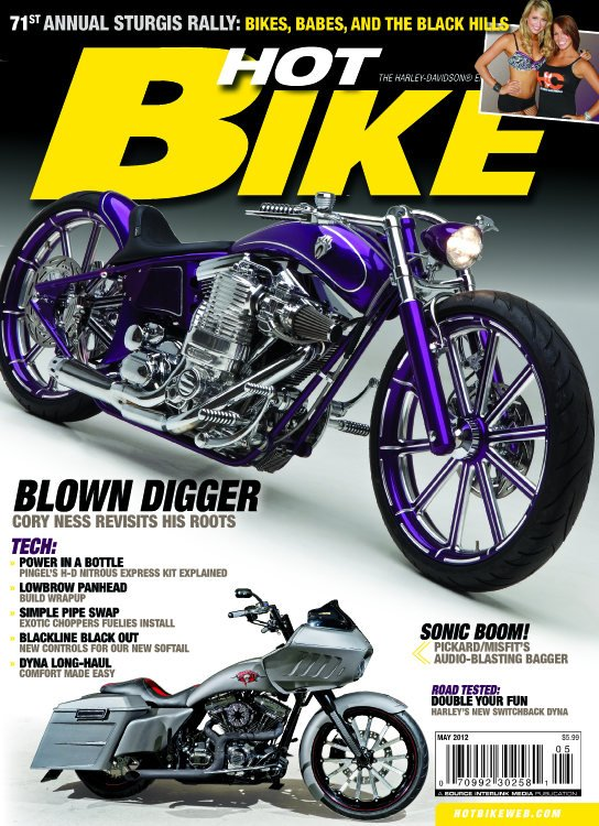 Bikes Magazine hot bike magazine