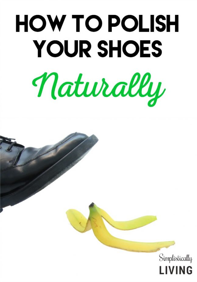 how to polish your shoes naturally
