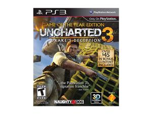 uncharted 3 game of the year editino