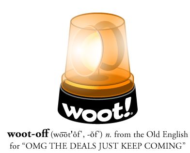 woot! off