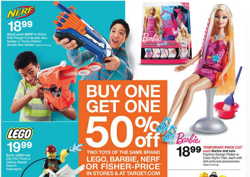 barbie toys deal at target - Target Christmas Toys