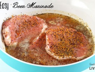 Easy Beer Marinade!