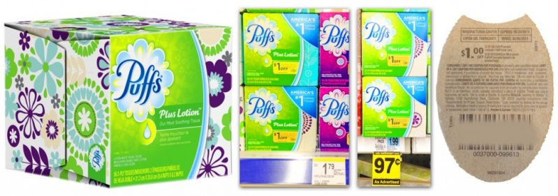 puffs facial tissue deal