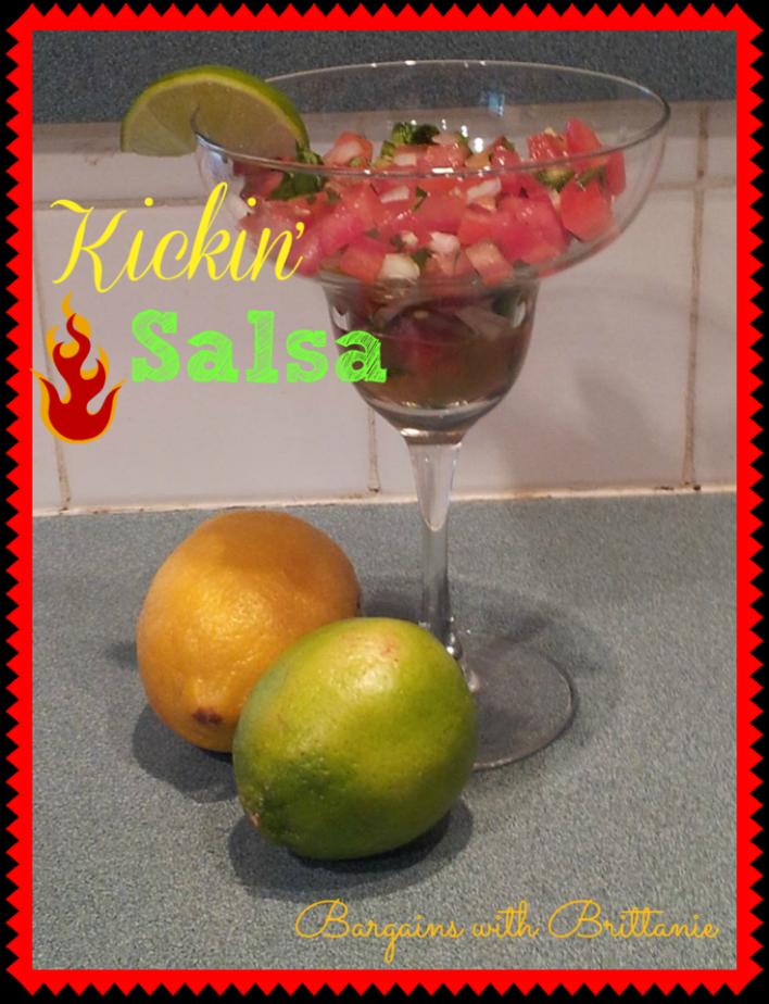 Kickin' Salsa Recipe