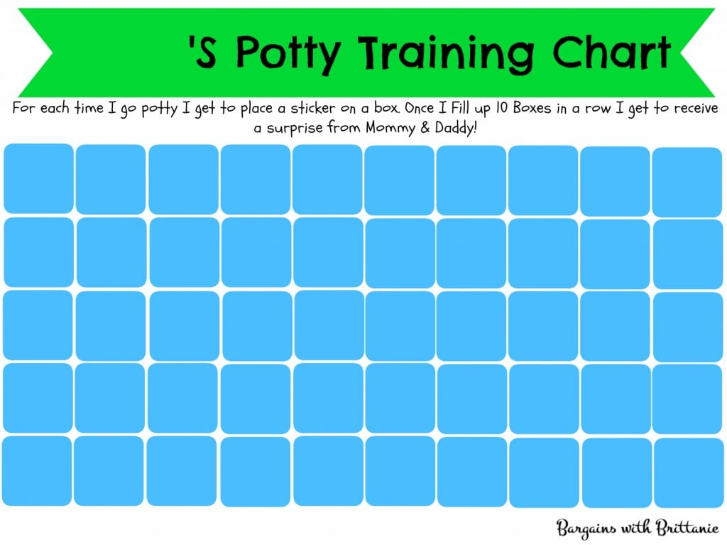 graphic relating to Printable Potty Chart referred to as Totally free Printable Potty Doing exercises Charts!