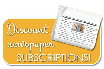 Discounted skuleaswiru.cf is a safe, secure, online newspaper subscription service. We provide consumers with the best deals and low prices on newspaper delivery from a wide variety of titles, including nationwide newspapers such as The New York Times and USA Today as well as all the major newspaper markets in the United States.