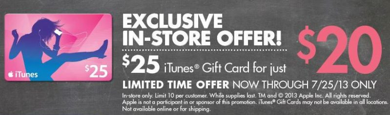 Bed Bath And Beyond Itunes Gift Card