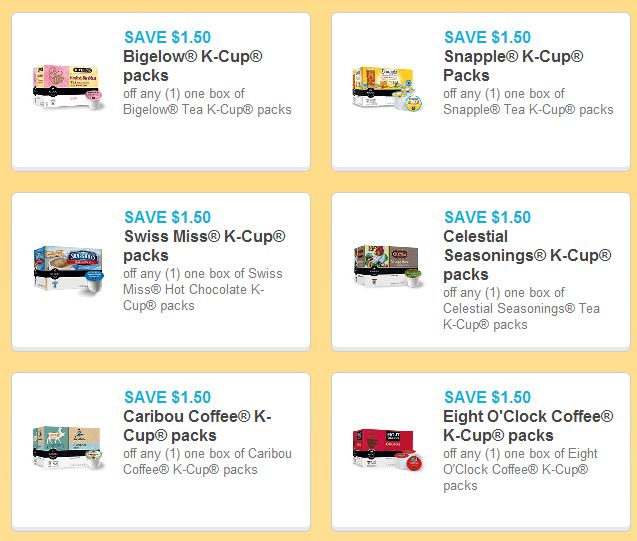 K cup coupons printable