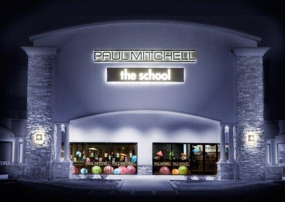 Paul mitchell salon school : Med one raleigh