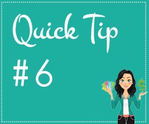 quick-tip 6