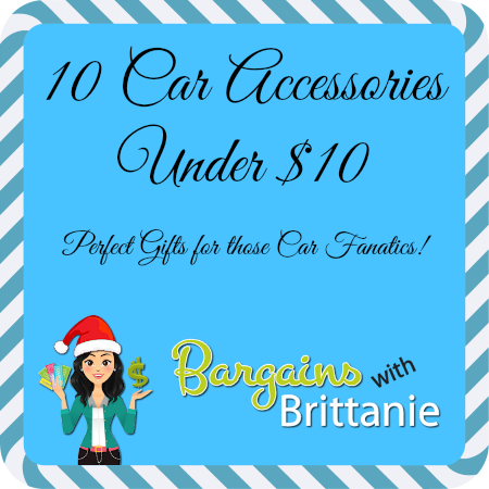 10 car accessories under $10