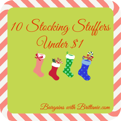 10 stocking stuffers under $1