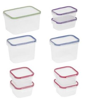 Food Network  Pc Storage Container Set