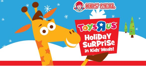 10 Toys R Us Gift Card Offer In Wendy S Kids Meals Simplistically
