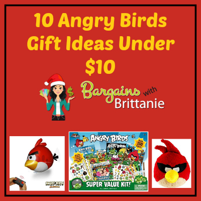 10 angry bird gift ideas under $10