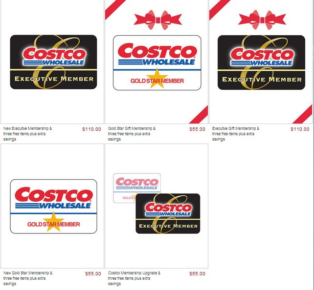 costco membership sale on zulily as low as