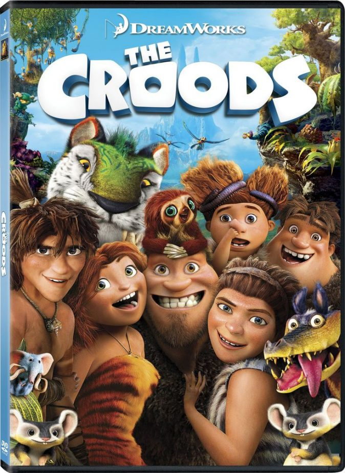 The Croods Toys R Us : The croods on dvd only after price match coupon