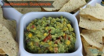 southwestern guacamole