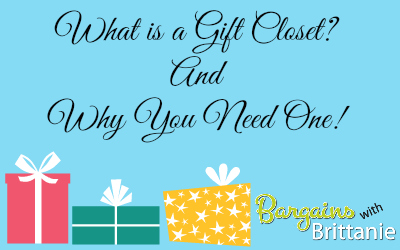 what is a gift closet