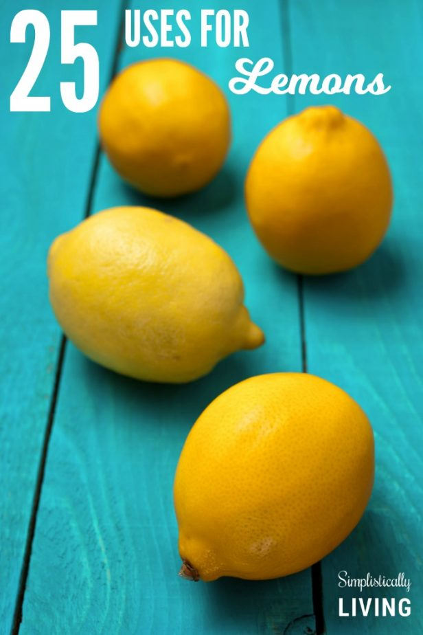 25 Uses for Lemons