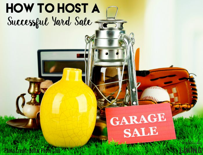 How to Host a Successful Yard Sale Featured