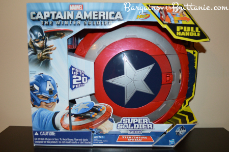 Toddler boy easter basket guide simplistically living captain america stealthfire shield negle Choice Image