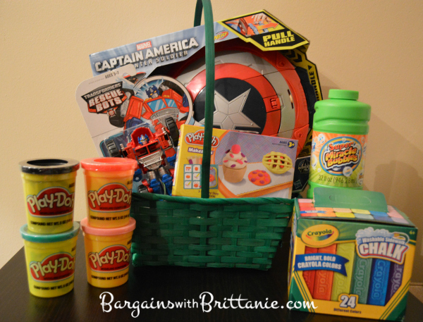 Toddler boy easter basket guide simplistically living toddler boy easter basket guide negle Images