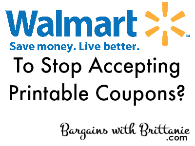 Does Walmart accept coupons with a greater value than the price of the item? YES. For example, if you have a coupon for $3 off product A and product A only costs $, Walmart WILL pay you $ to purchase the item (with your coupon) or the $ may be applied toward the cost of your total purchase.