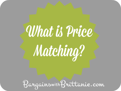 what is price matching