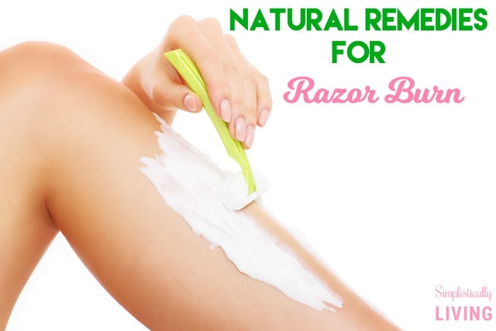 Natural Remedies for Razor Burn Featured