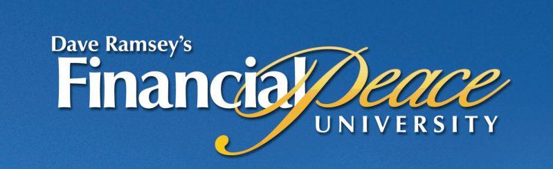 dave ramsey's financial peace university logo