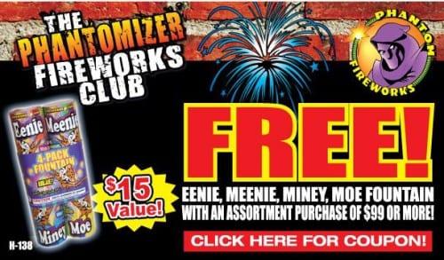 Phantom fireworks coupons 2019