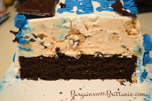 Treat Dad with a Baskin Robbins Fathers Day Ice Cream Cake