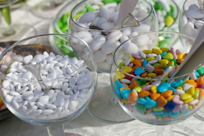 A Candy Buffet on a Budget #candy #candybuffet #candytable #budget #budgetcandy #partyonabudget #partyideas