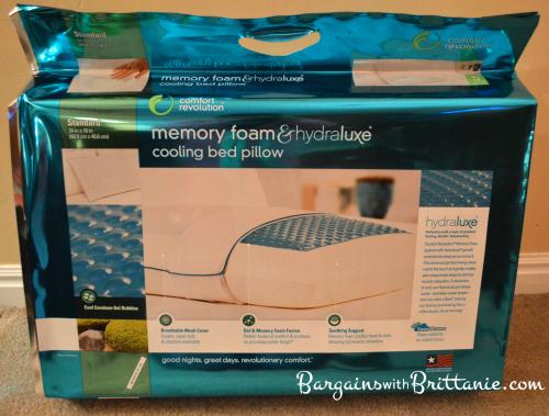 comfort revolution hydraluxe pillow - Comfort Revolution Pillow