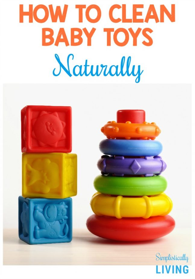 How To Clean Baby Toys : How to series archives simplistically living