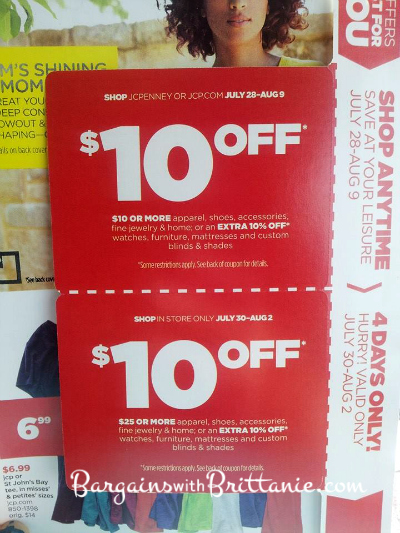 Coupons to your mailbox