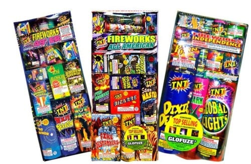 tnt fireworks deal  sc 1 st  Simplistically Living & $20 Worth of Fireworks at TNT Fireworks Stands u0026 Tents only $10 ...